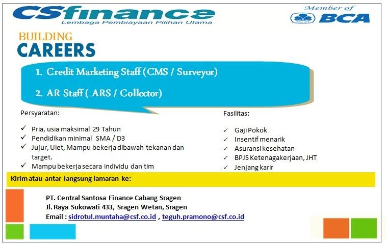 CS Finance