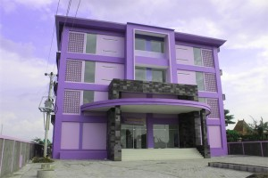 Gedung baru Kampus Amikom Surakarta
