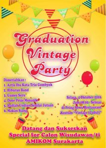 leafletpamflet-gradution-vintage-party