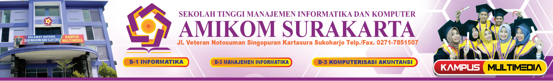 STMIK AMIKOM Surakarta