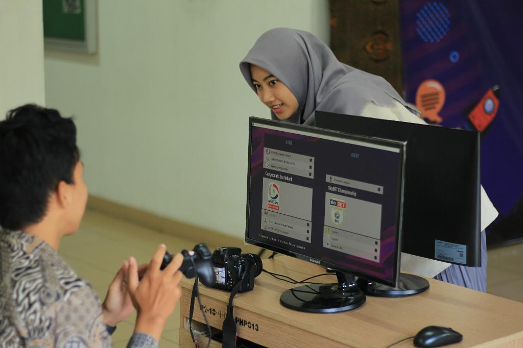 E-sport di Gelar Karya AMIKOM Surakarta 2020