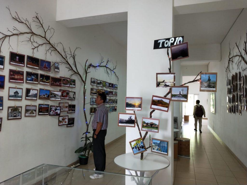 Gelar Karya AMIKOM Surakarta 2020